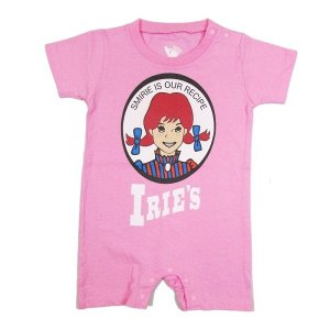 【IRIE by irielife】IRIE RECIPE BABY ROMPERS -IRIE KIDS-