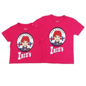 【IRIE by irielife】IRIE RECIPE KIDS TEE -IRIE KIDS-