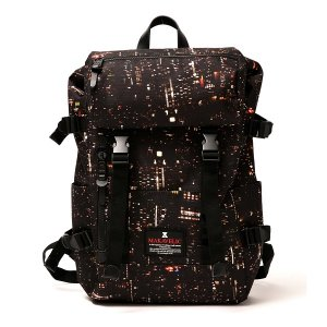 "【APPLEBUM】APPLEBUM×MAKAVELIC ""BABYLON VIEW"" BACKPACK"