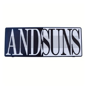 【ANDSUNS】OPPOSITE COLOR SPEAKER
