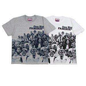 【IRIE by irielife】ONE BIG FAMIRIE TEE