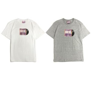 【IRIE by irielife】IRIE RECORD TEE / LAST WHITE M
