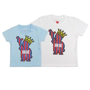 【IRIE by irielife】POW KING KIDS TEE -IRIE KIDS-