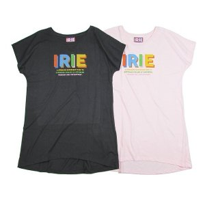 【IRIE by irielife】MULTI COLOR MINI OP -IRIE for GIRL- / LAST Lt. PINK