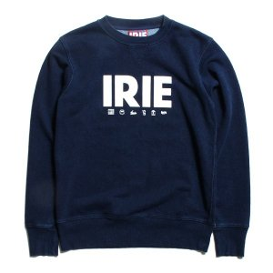 【IRIE by irielife】IRIE MULTI LOGO GIRL CREW -IRIE for GIRL-<img class='new_mark_img2' src='//img.shop-pro.jp/img/new/icons5.gif' style='border:none;display:inline;margin:0px;padding:0px;width:auto;' />