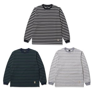 【Back Channel】BORDER L/S T / LAST GREEN L