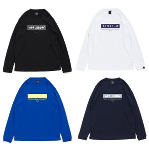 【APPLEBUM】ELITE PERFOMANCE DRY L/S T-SHIRT