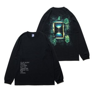 "【APPLEBUM】""SECRET PLAYGROUND"" L/S T-SHIRT / LAST M"