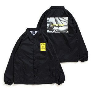 "【APPLEBUM】""WOMAN"" COACH JACKET / LAST M"