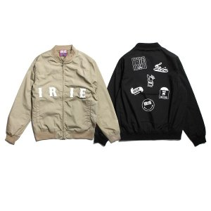 【IRIE by irielife】IRIE MULTI LOGO STUDIUM JACKET