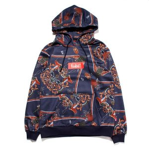 【MURAL】RENAISSANCE ALL OVER HOODY