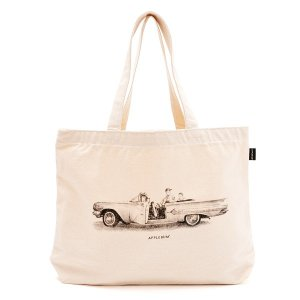 "【APPLEBUM】""IMPALA BOY"" CANVAS TOTEBAG"