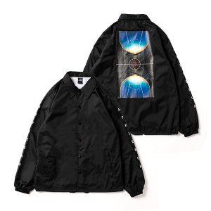 "【APPLEBUM】""BASKETBALL COURT"" COACH JACKET"