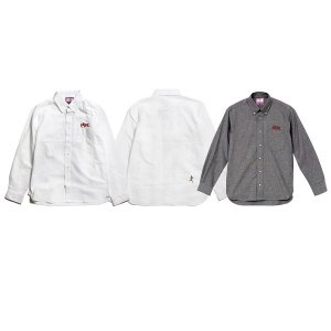 【IRIE by irielife】COUNTRY MAN B.D SHIRT / LAST GRAY M