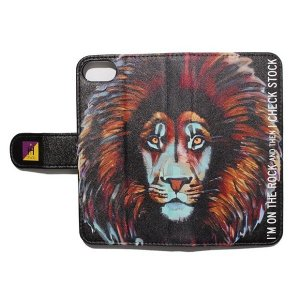 【Tome2H】LION PHONE CASE<img class='new_mark_img2' src='//img.shop-pro.jp/img/new/icons5.gif' style='border:none;display:inline;margin:0px;padding:0px;width:auto;' />