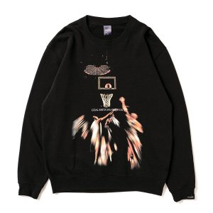 【APPLEBUM】REBOUND CREW SWEAT