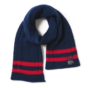 【APPLEBUM】TILDEN STRETCH MUFFLER