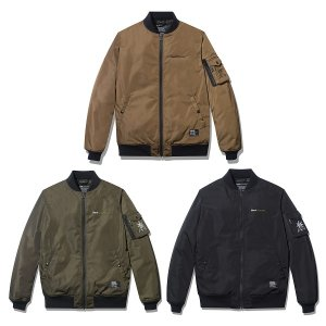 【Back Channel】MA-1 JACKET