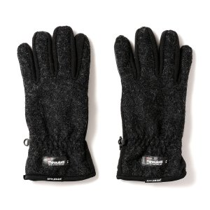【APPLEBUM】FLANNEL GLOVE