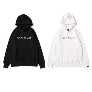 【APPLEBUM】SAMPLING SPORTS LOGO SWEAT PARKA