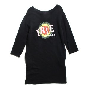【IRIE by irielife】IRIE TRIBE SWEAT OP -IRIE for GIRL-