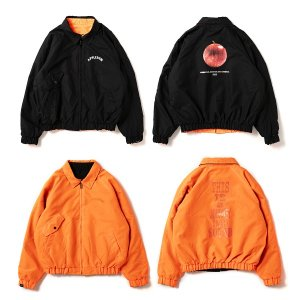【APPLEBUM】REVERSIBLE JACKET / LAST M