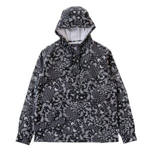 【ANDSUNS】NIGHT PATROL HOOD SHIRT