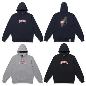 【Back Channel】BLUNT LABEL PULLOVER PARKA