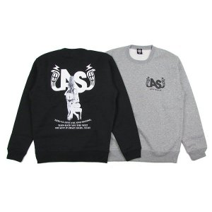 【ANDSUNS】CHERZCHEZ LA SUNS CREWNECK<img class='new_mark_img2' src='//img.shop-pro.jp/img/new/icons5.gif' style='border:none;display:inline;margin:0px;padding:0px;width:auto;' />