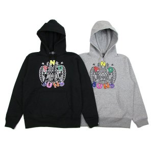 "【ANDSUNS】× DUPPIES ""DBAS MIX PULLOVER"""