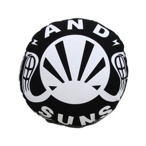 【ANDSUNS】MAIN LOGO CUSHION