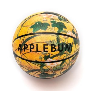 "【APPLEBUM】APPLEBUM×TACHIKARA ""花鳥風月"" BASKETBALL"