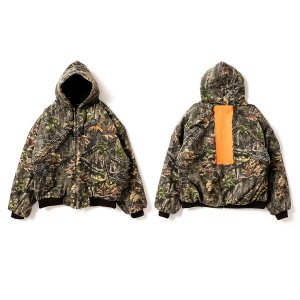 【APPLEBUM】REAL TREE CAMO BOMBER JACKET / LAST L