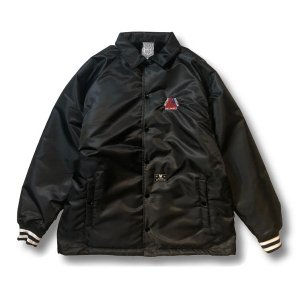 【DUPPIES】FLAG OF PROVIDENCE / BOA COACH JACKET / LAST BLACK M