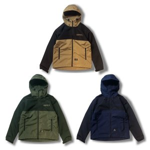 【DUPPIES】OUTLANDER / SHELL PARKA