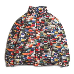 "【APPLEBUM】""K.B.A.S."" INNERCOTTON JACKET"