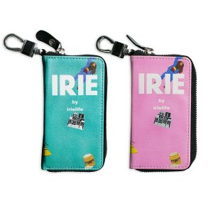 【IRIE by irielife】IRIE ZIP KEY CASE / LAST PINK
