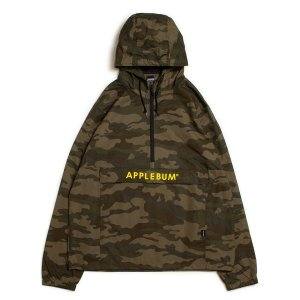 【APPLEBUM】CAMO ACTIVE ANORAK JACKET<img class='new_mark_img2' src='//img.shop-pro.jp/img/new/icons5.gif' style='border:none;display:inline;margin:0px;padding:0px;width:auto;' />