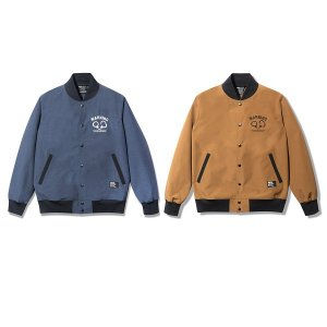 【Back Channel】STADIUM JACKET