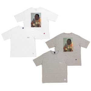 "【APPLEBUM】""BENJAMINS"" BIG POCKET T-SHIRT"