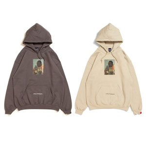 "【APPLEBUM】""BENJAMINS"" SWEAT PARKA"