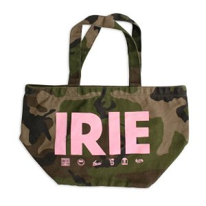 【IRIE by irielife】IRIE MULTI LOGO CAMO TOTE BAG