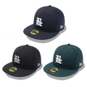【Back Channel】Back Channel×New Era 59FIFTY CAP