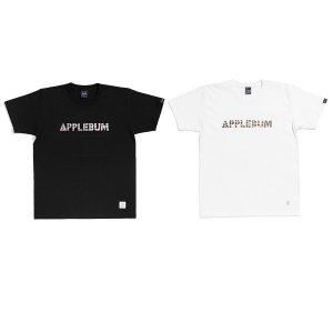 "【APPLEBUM】""RECORD BORDER"" T-SHIRT"