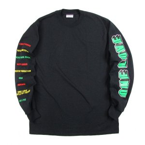 "【68&BROTHERS】L/S TEE ""ONE LOVE"" / LAST XL"