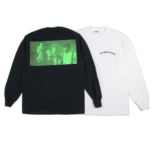 "【68&BROTHERS】L/S TEE ""ROOMS"""