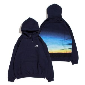 "【APPLEBUM】""SUNSHINE"" SWEAT PARKA / LAST NAVY M"