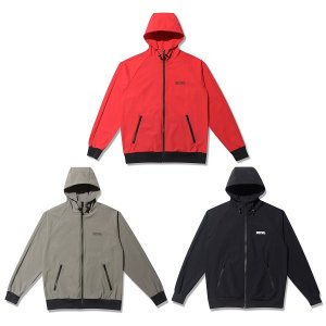 【Back Channel】COOL TOUCH ZIP PARKA