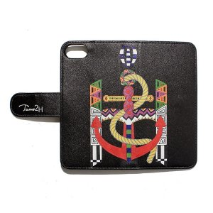 【Tome2H】MARINE SYMBOL SMART PHONE CASE