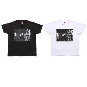 【Tome2H】DANCEHALL CUT T-SHIRT / LAST BLACK